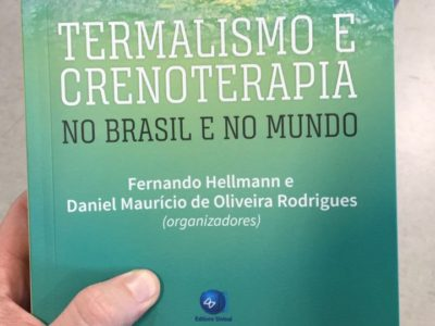 Novo Livro: Termalismo e Crenoterapia no Brasil e no Mundo